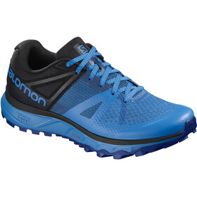 Salomon M's Trailster Shoes indigo bunting/black/indigo bunting
